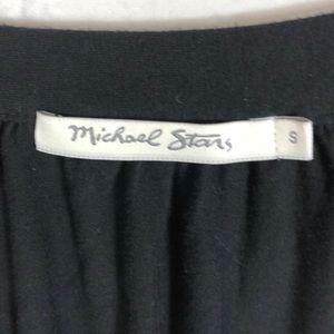 Michael Stars Tops - Michael Stars Black Tanked Crop Top sz S